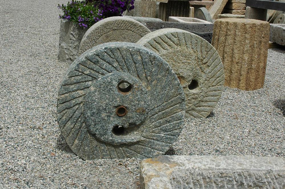 planted millstones