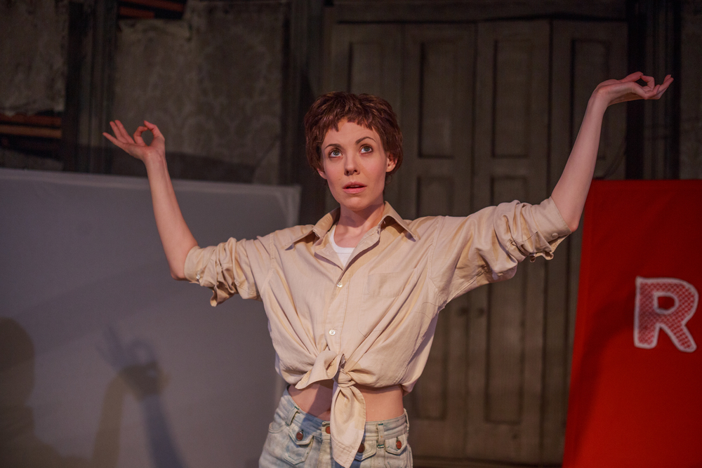 MAGGIE & PIERRE - FINBOROUGH THEATRE