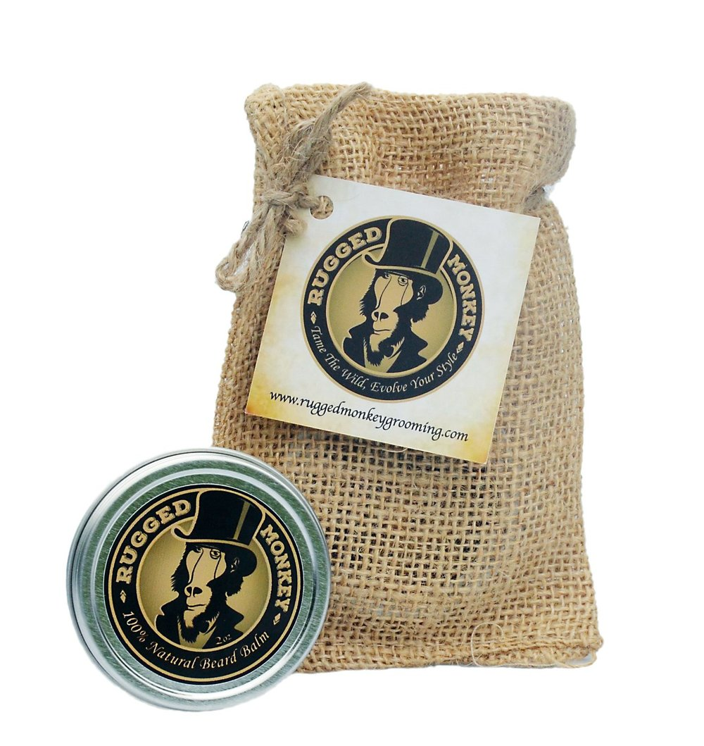 Rugged Monkey Beard Balm
