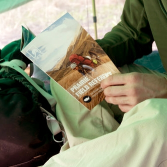 NOLS - The Biome Line CCAD  |  2014-5 Redesign of camping education material and distribution strategy