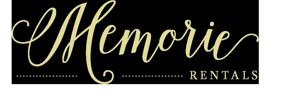 Memorie Rentals