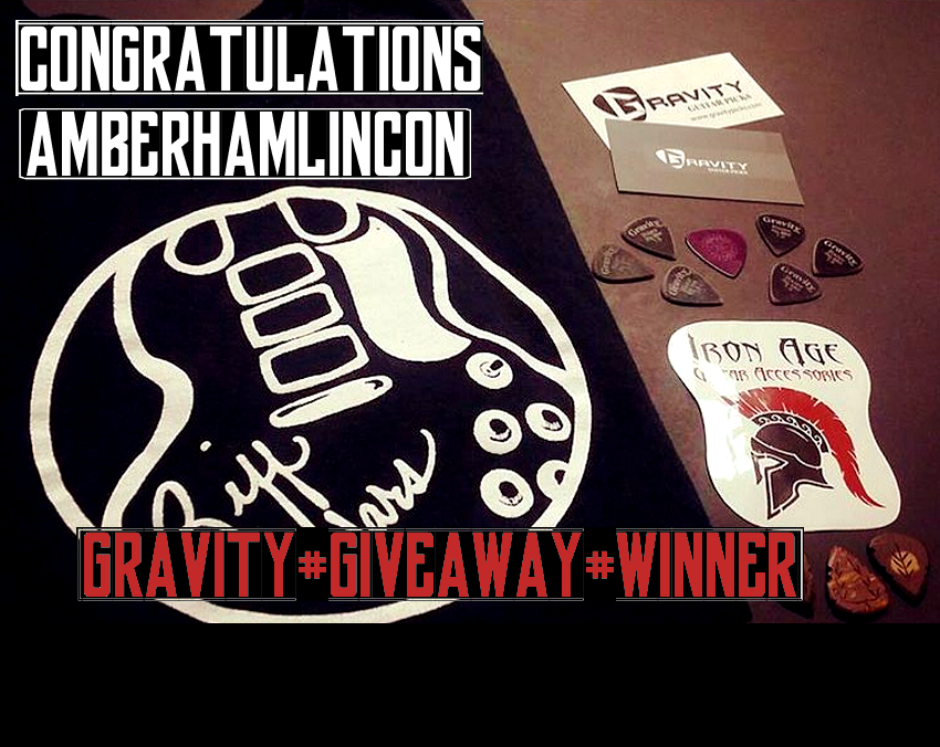Gravity Giveaway