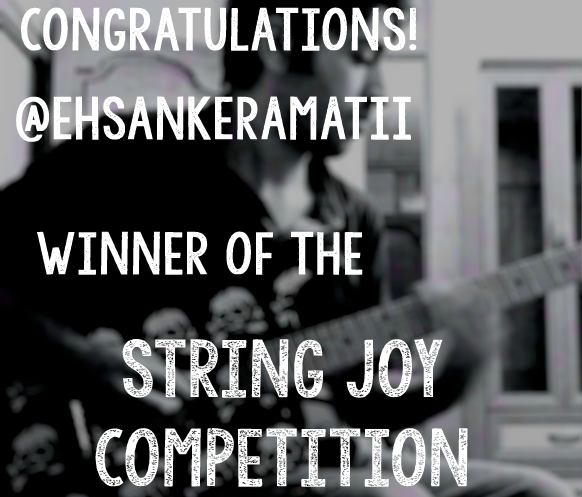 StringJoy Competition