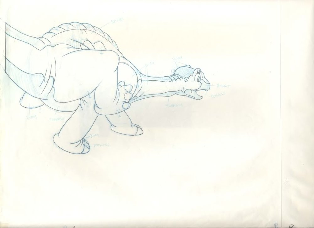 the_land_before_time_production_drawing_cel_31.jpg