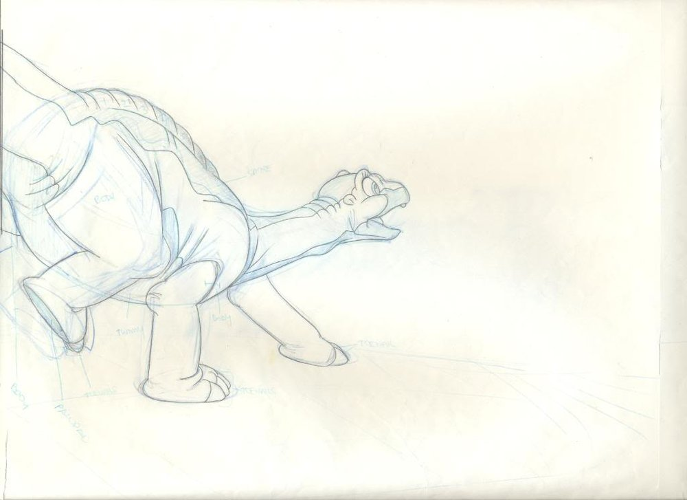 the_land_before_time_production_drawing_cel_35.jpg
