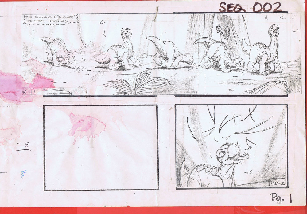 The_Land_Before_Time_1988_Production_Storyboard_Copy_Page_1_DON_BLUTH_-SH001.jpg