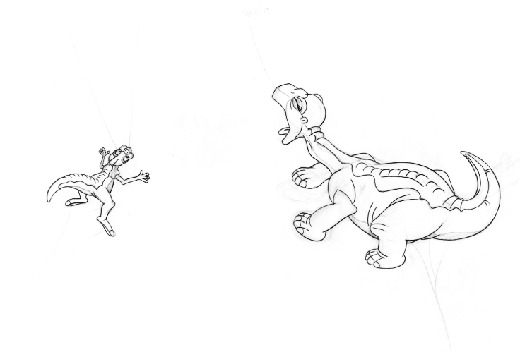 the_land_before_time_production_drawing_cel_44.jpg