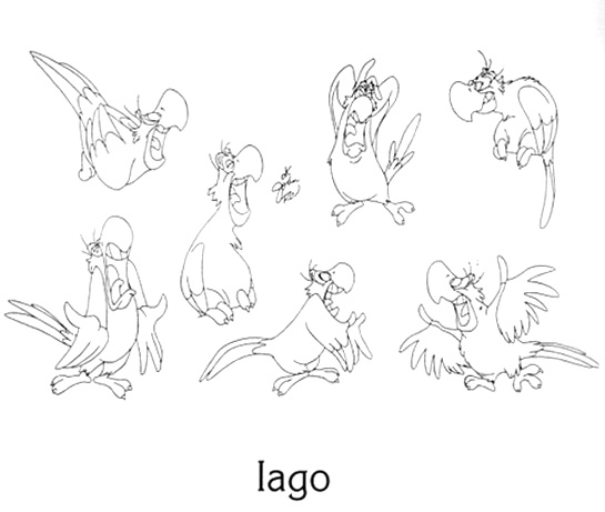 aladdin_disney_production_drawings_iago_00.jpg
