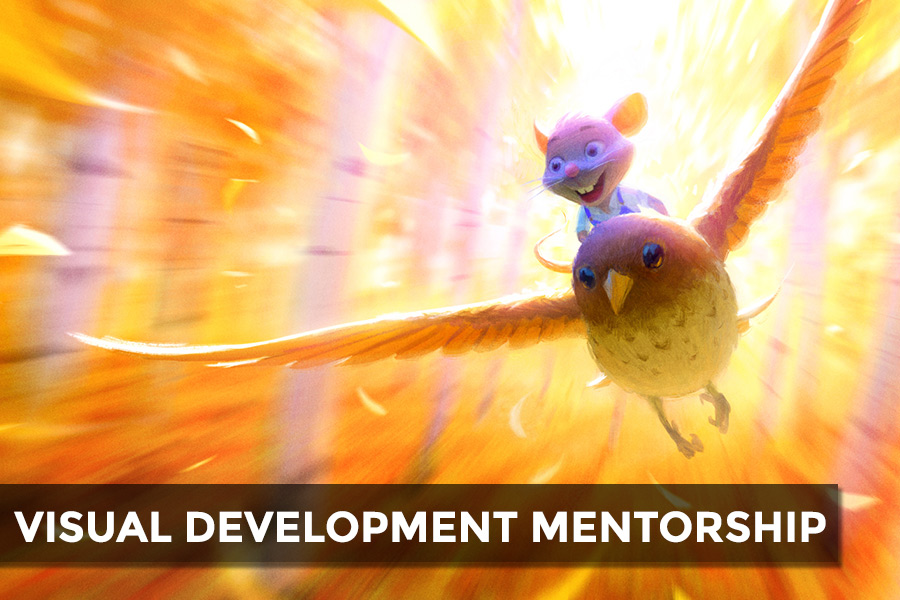 - This course was previously named Portfolio Development.Student's fortunate enough to take our newly updated Visual Development Mentorship class will have the rare opportunity to work directly with an industry veteran Visual Development Artist- Armand Serrano.
