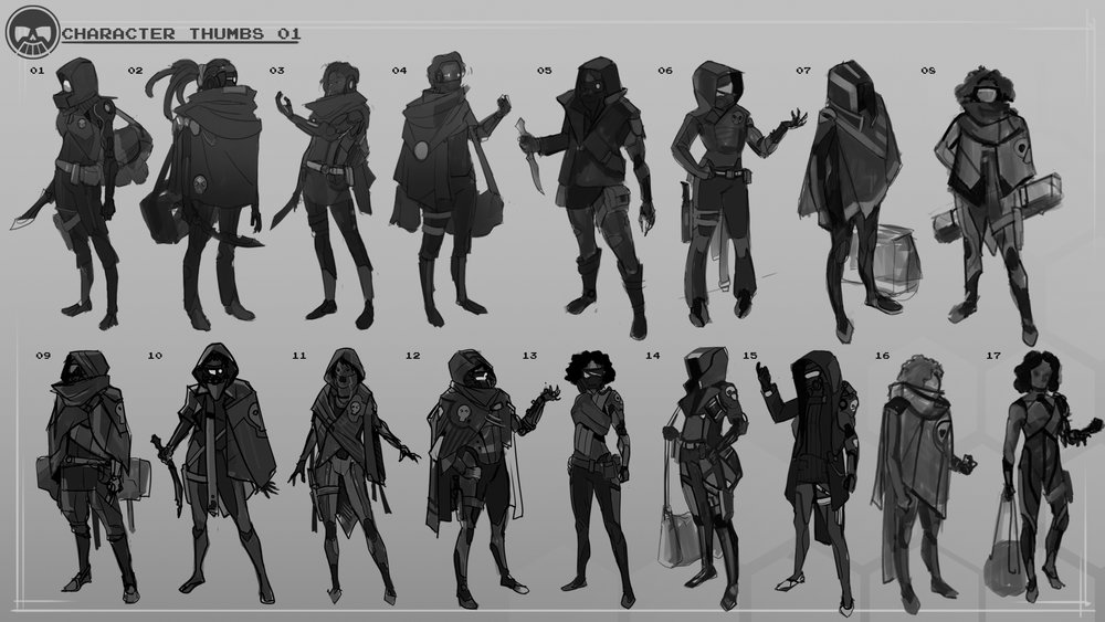 Character Design for Film and Games -