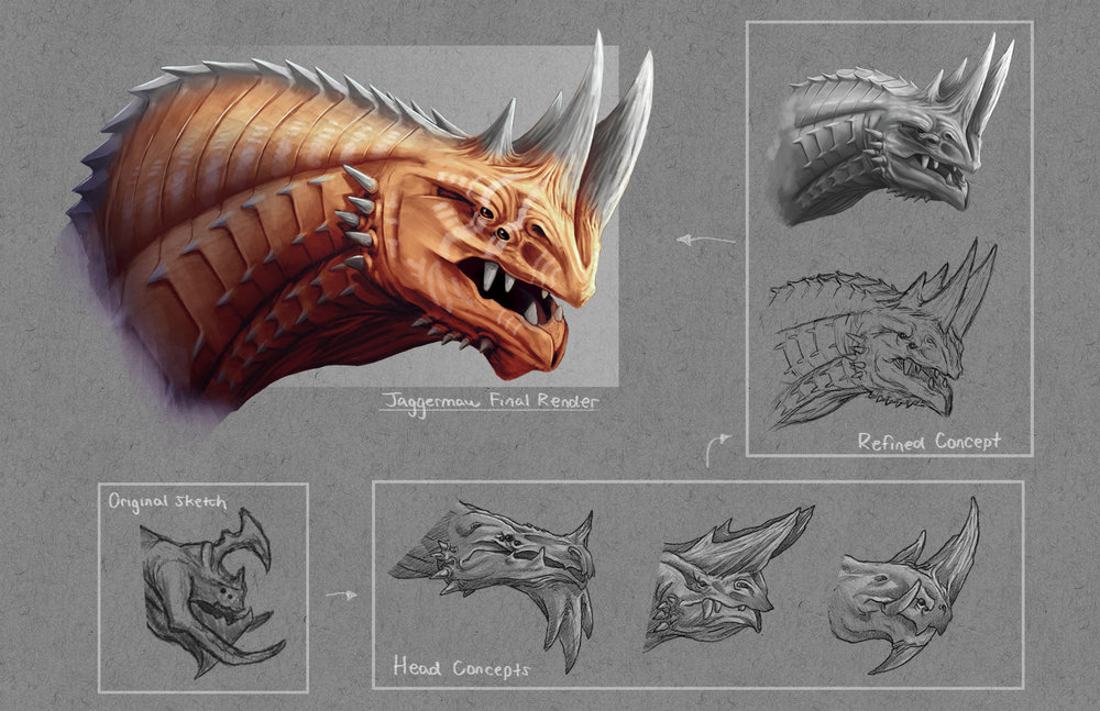 Creature Design for Film and Games -