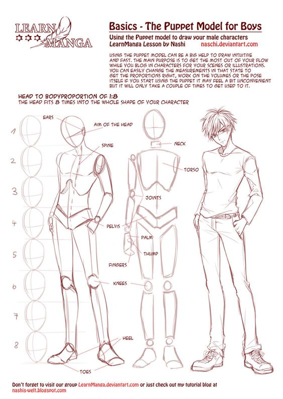 Character Design References