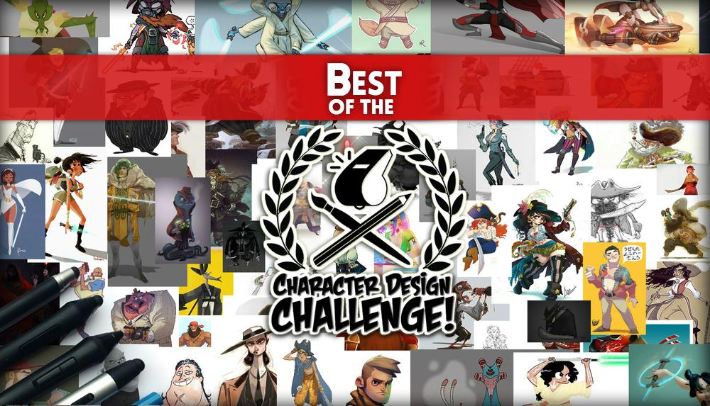 Character Design Challenge Patreon : The character design challenge