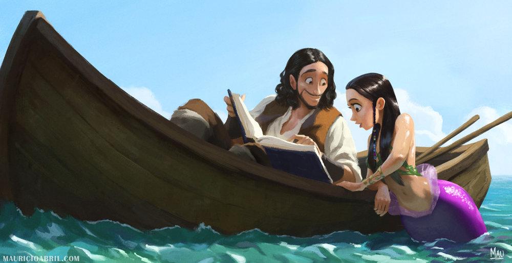 mauricio-abril-the-pirate-and-the-mermaid-mauricio-abril.jpg