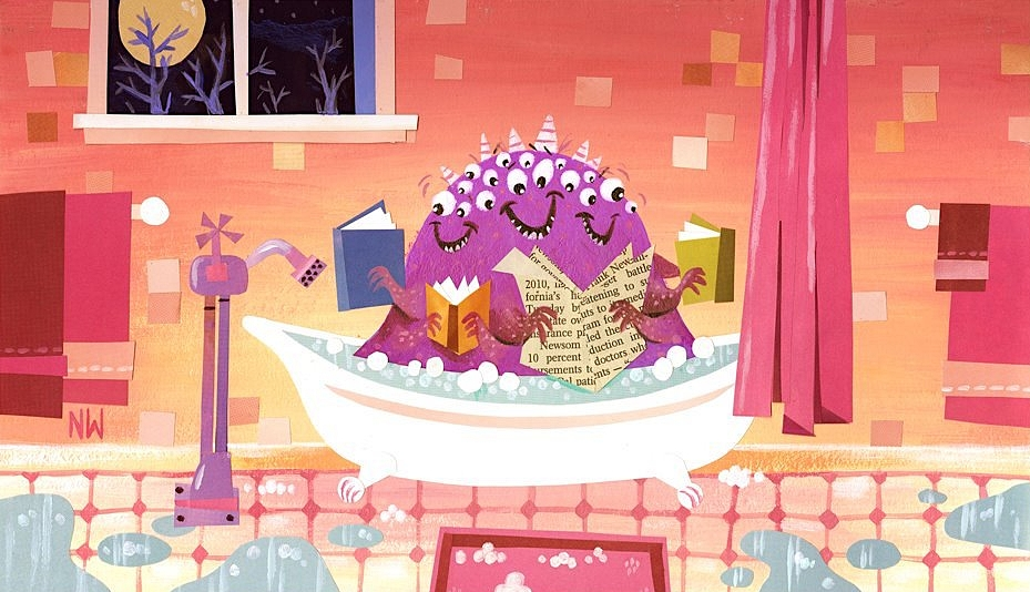Nate_Wragg_Art_Illustration_MonsterBath.jpg