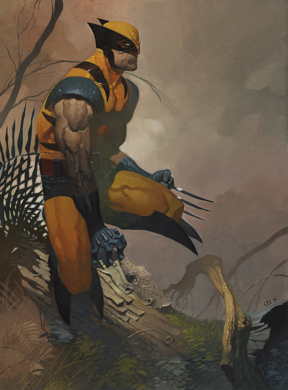 wolverine_oils_by_christopherstevens-d7fff6w.jpg