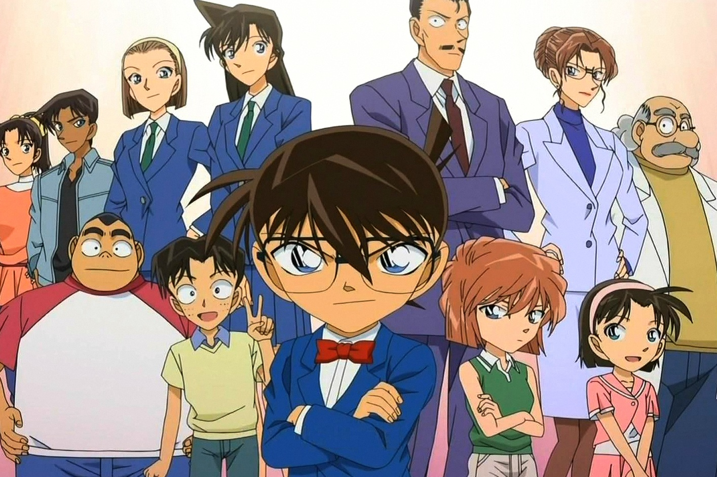Art of Detective Conan