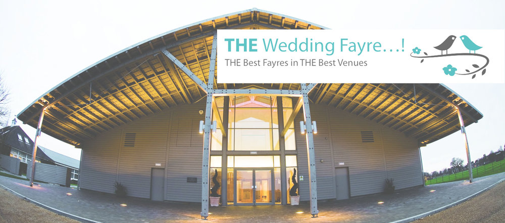 THE wedding fayre...! - 10th Sep '17 - Trinity Park, Ipswich.11.00am - 3.30pm