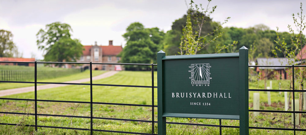 Bruisyard hall - open day. - 28th January '18 - Bruisyard Hall, Suffolk.10.00am - 2.00pm