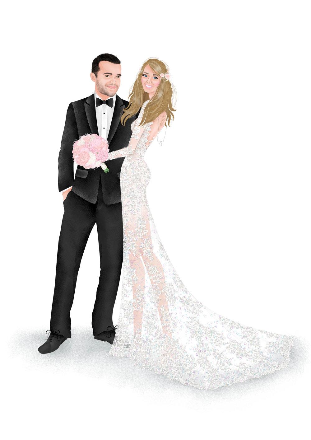 SARAH CLUNEY - BRIDE AND GROOM evening - A2.jpg