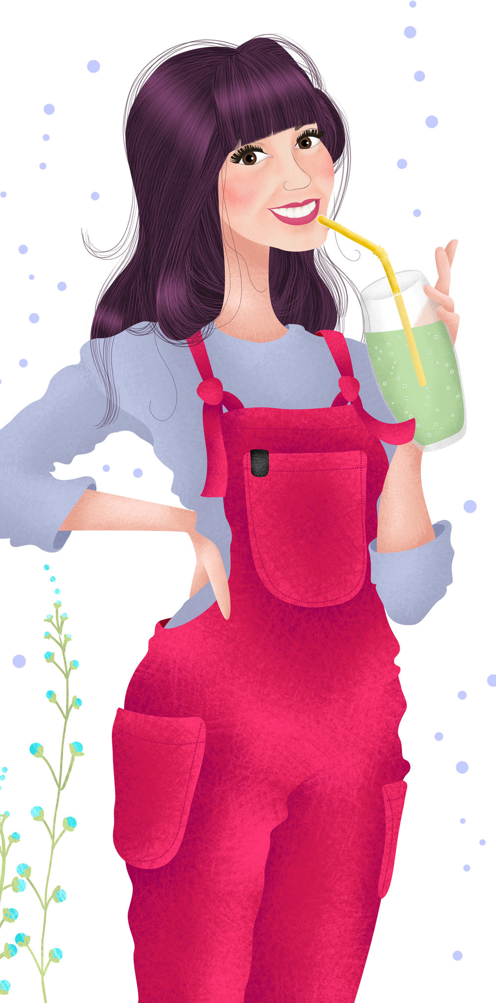 Lucy and Yak - Competition Entry - by Hannah Weeks Illustration - portrait crop.jpg