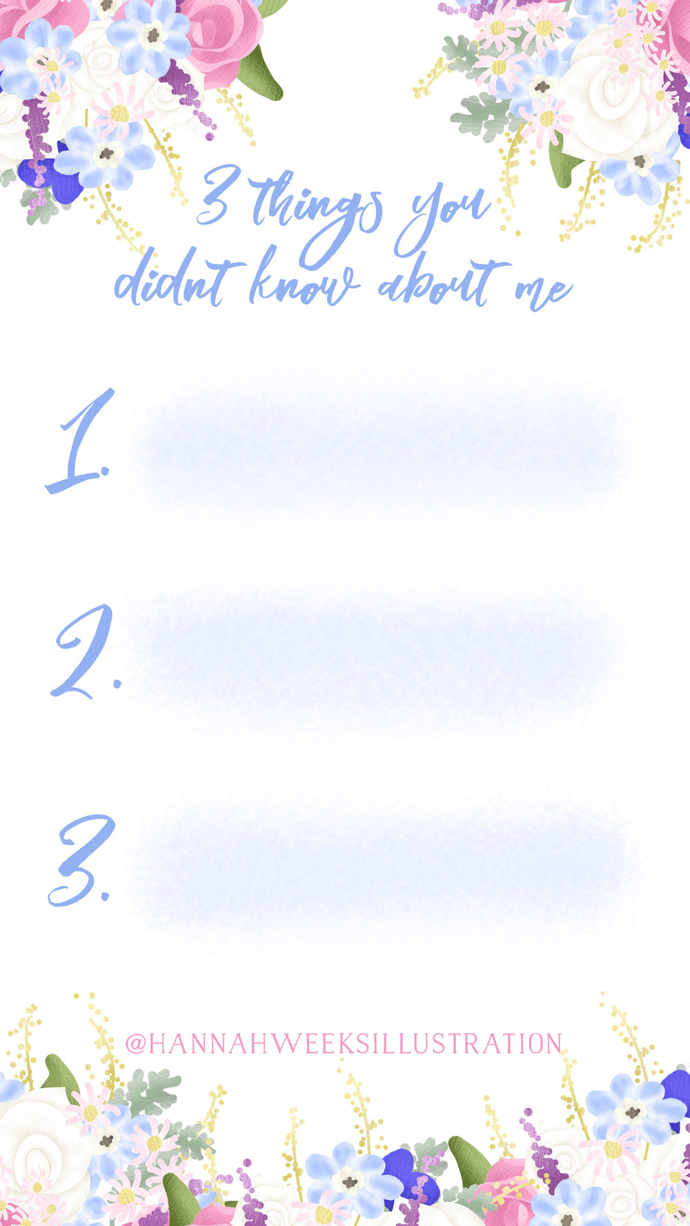 Hannah Weeks Illustration - Three facts about me.jpg