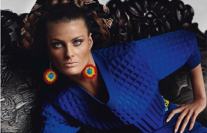 Vogue, April 2013