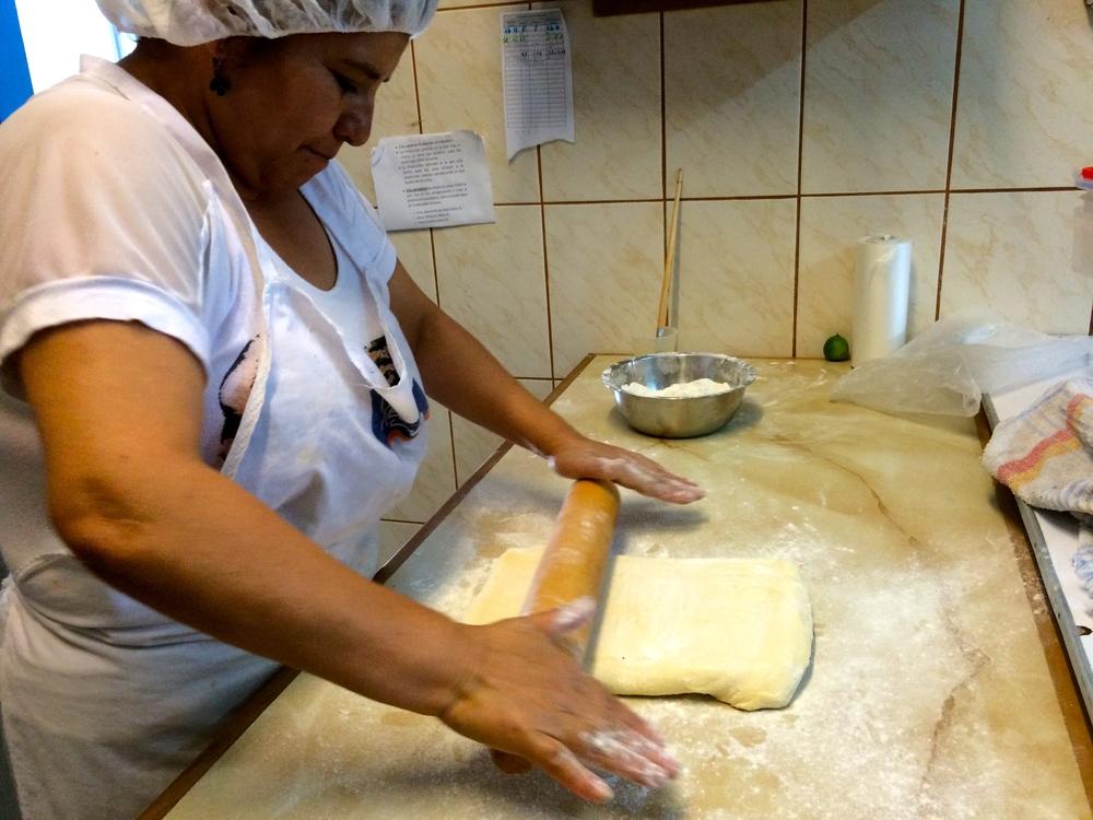 Préparation des pâtisseries     - Comas, Lima