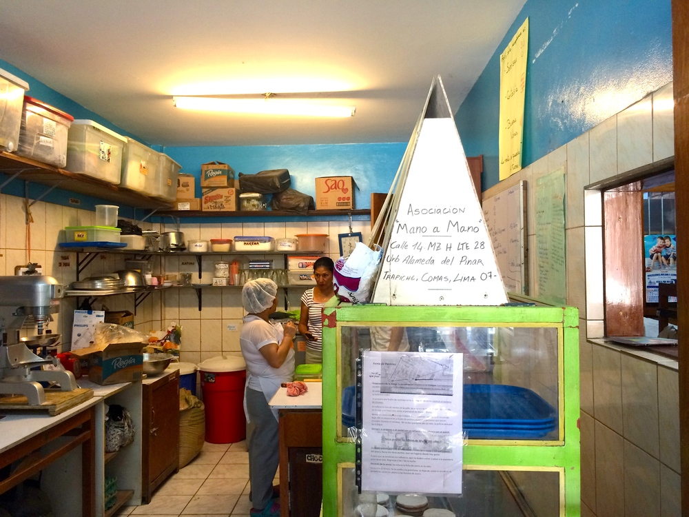 Restaurant Mano a mano     - Comas, Lima