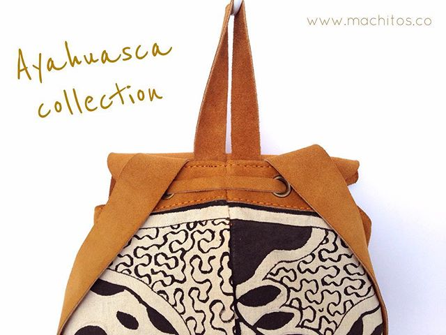 🍃🐒 Next week, @machitosbackpack will present the new collection⚡️AYAHUASCA ⚡️inspired by the #stupendous #peruvian #amazon 🌳 #staytuned 🐒#machitosbackpack #handmade #authentic 🐬#vibrant #backpack #madeinperu #hechoconamor #selva #selvaperuana 🕷#precious #nature #anaconda 🐍