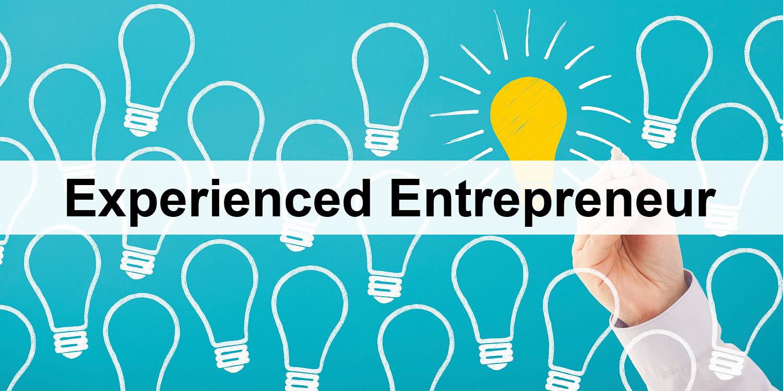 experienced entrepreneur john fildes