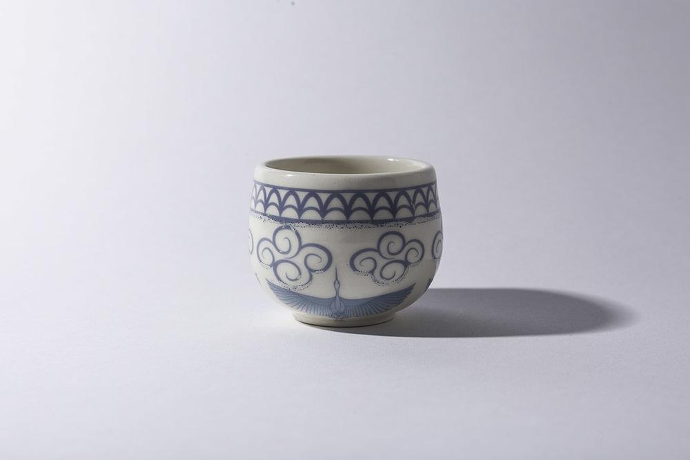 Swan Teacup