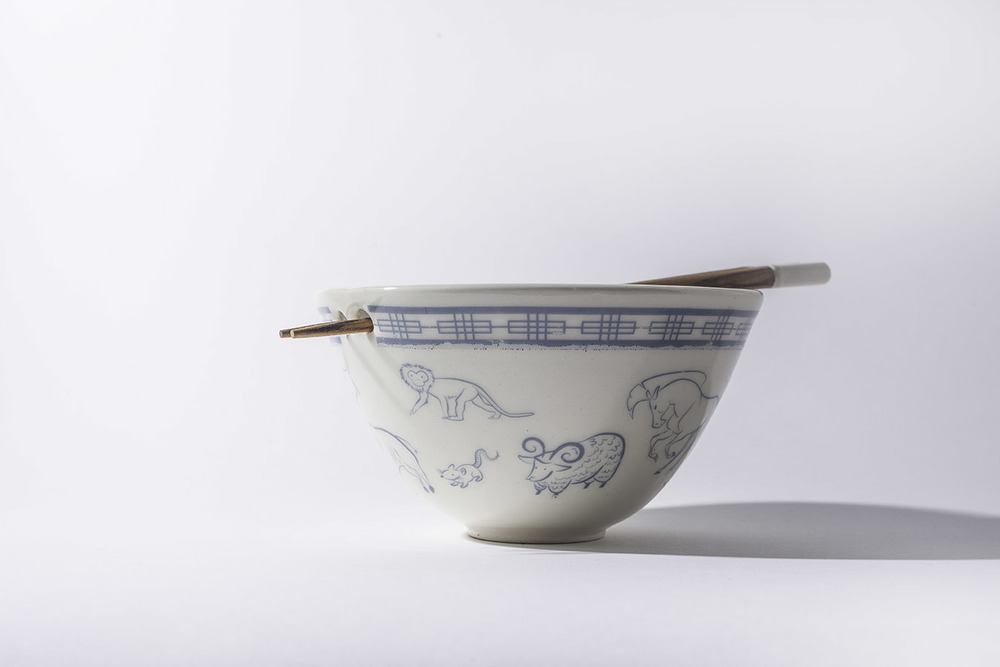 Zodiac Large Bowl