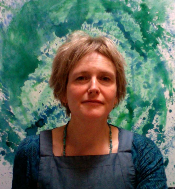 BAFTA-nominated film maker and animation tutor Eve Blackwood