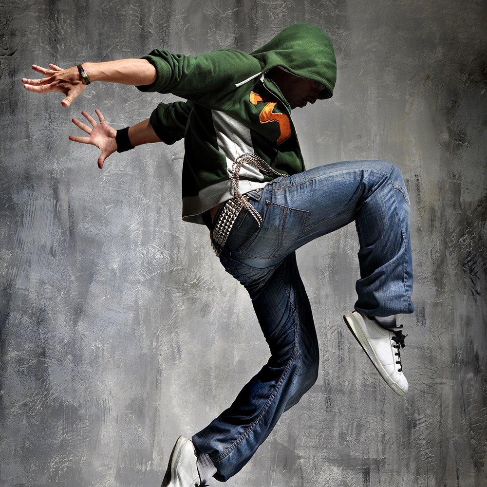Learn  street dance  with a professional choreographer