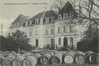 Flashback Friday! Today, we thought we would tell you a little about the fascinating history of Chateau Fengari. The main building was built during the 19th century and is encircled by a nine hectare park. The original owners of the chateau were Jules Nau and his wife Marthe Delhuile. Jules was mayor of Clérac from 1884 to 1919.  He decided to create a dairy, a distillery and a wine shop there. The main part of the house was consequently enlarged by two wings by 1880. To be able to receive people, a large kitchen was also create. His affairs became very prosperous, therefore he asked Georges and Marie-Thérèse Nau to come and live on the property after their wedding in 1911. The couple had four children. For technical reasons, in particular the lack of cooling water for stills, the distillery was transferred to Teurlay du Lary.  Victoria x  #flashbackfriday #chateaufengari #history #frenchchateau #charentemaritime #frenchlife #lavieestbelle #backintime #restoration #bringhistorytolife #weddingvenue #retreat #retreatvenue