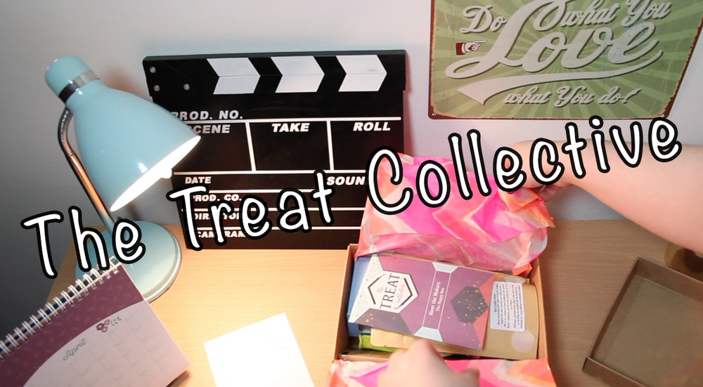 The Treat Collective - The Treat Collective sent me their 'Happy box'and it definitely lived up to the name!
