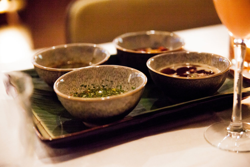 Busaba - I was lucky enough to be invited to a special Thai food tasting event at Busaba in Liverpool