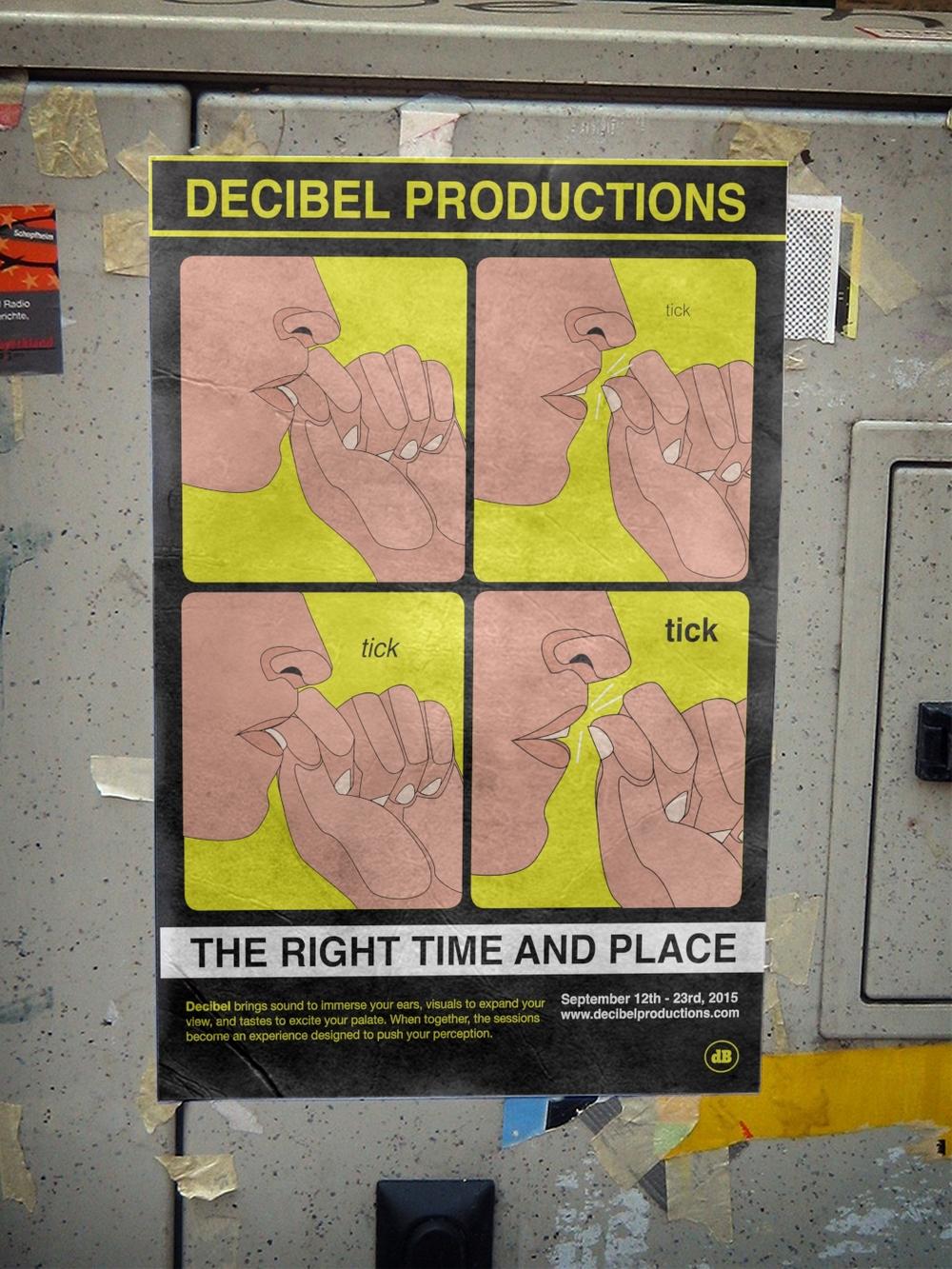 Decibel Tick
