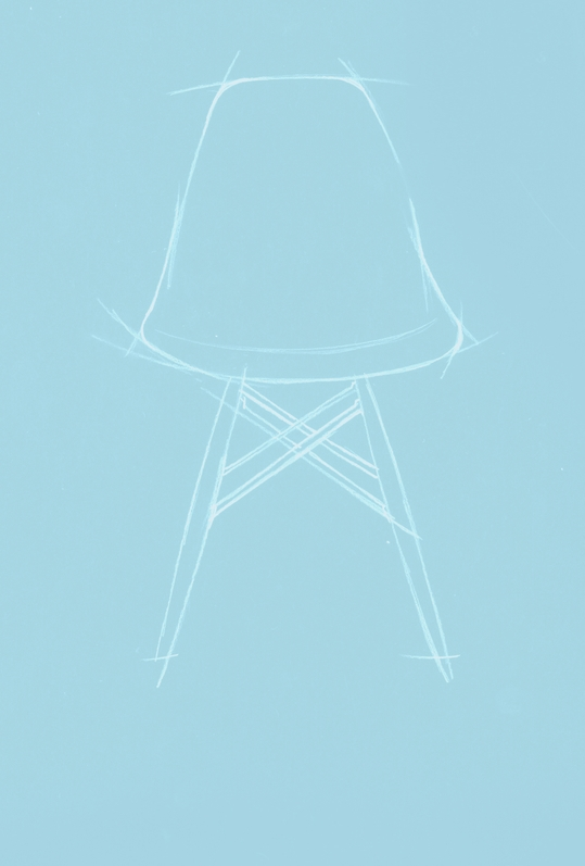 Herman Miller Eames Chair