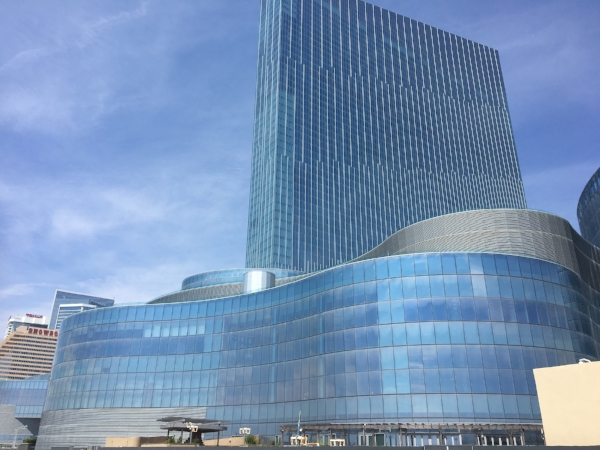 Revel - too big to capture in one photo, has been closed since Sept 2014