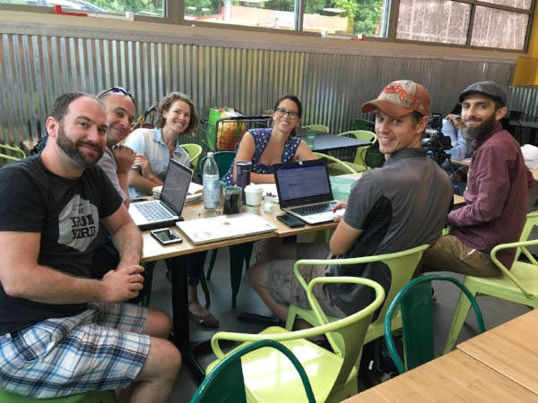GreenTogo committee meeting
