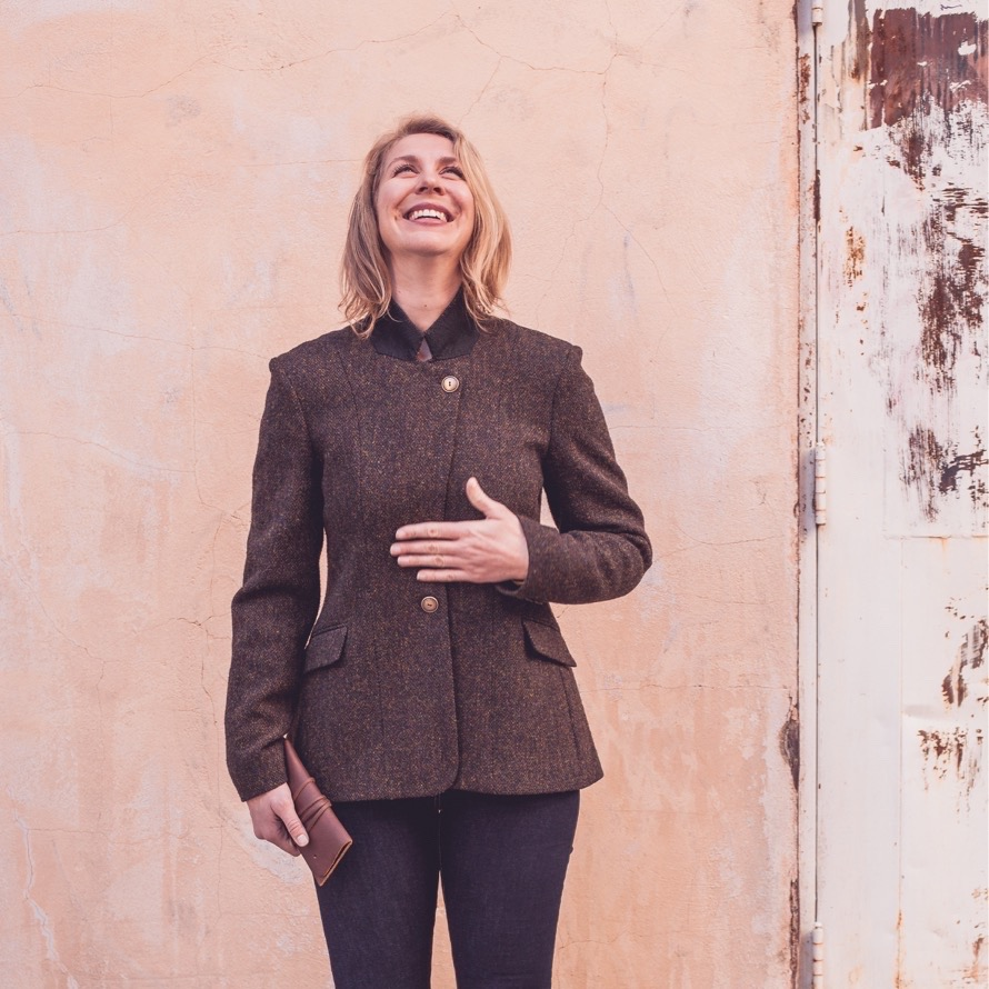 Riding Jacket by Maria Brubeck