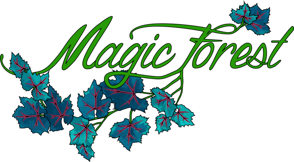 Magic Forest Deco