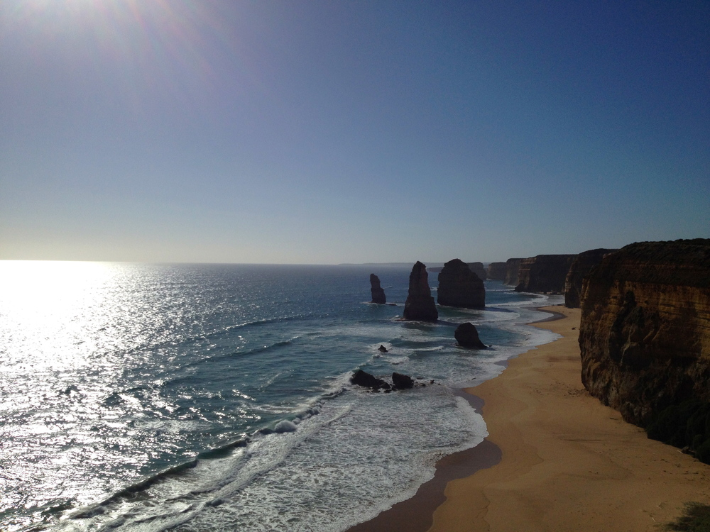 The Remaining pillars of the 12 Apostles
