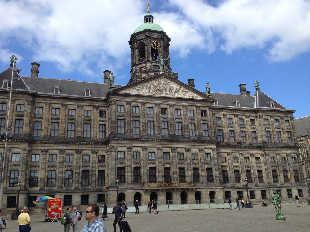 The Royal Palace Amsterdam