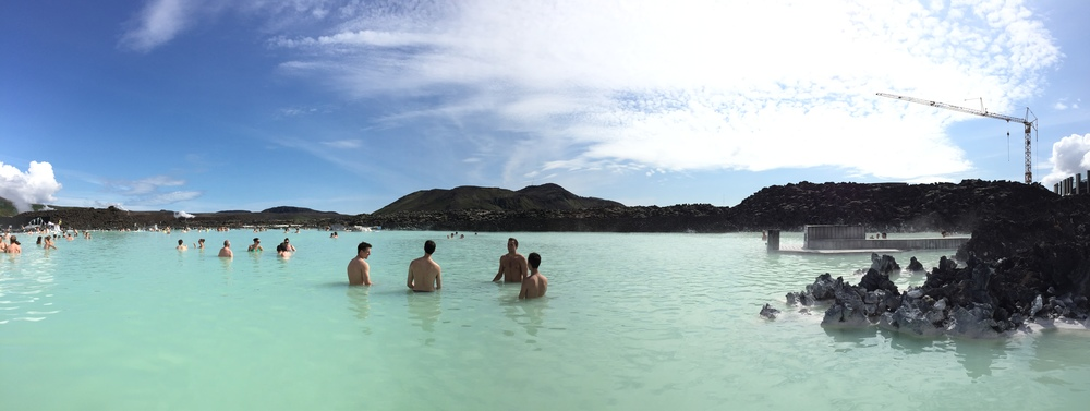 The Blue Lagoon: The main reason people decide to come to Iceland!
