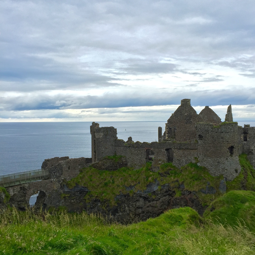 Dunluce Castle, a Filming site For Game of Thrones in the early seasons