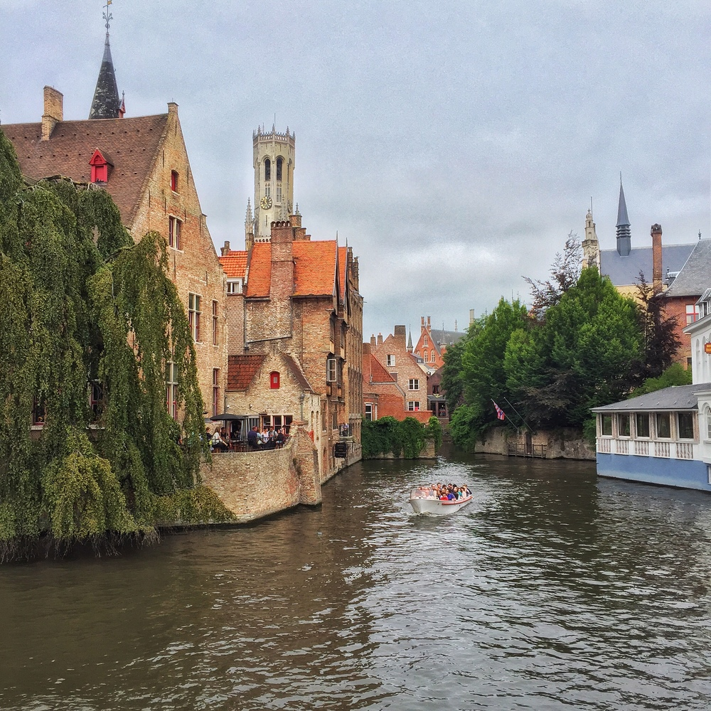 Ghent's canals