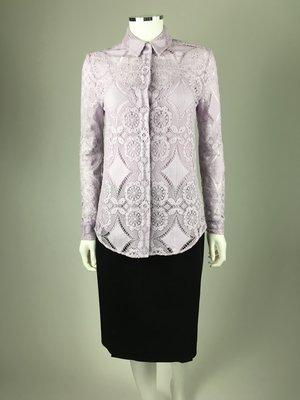 2d66c5a71 Burberry Lavender Lace Top ...
